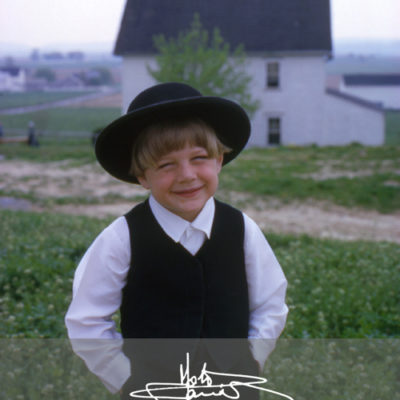 Amish in PA, 1966
